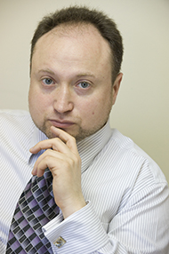Vadim Dekhtyar - Society of NLP licensed trainer